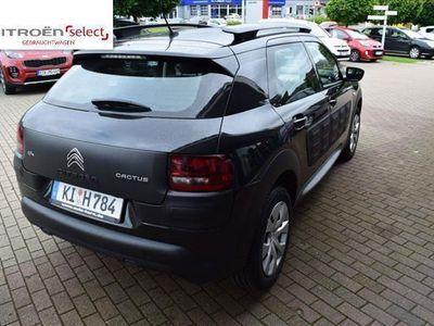 gebraucht Citroën C4 Cactus PureTech 82 Stop&Start ETG Feel