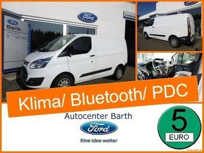 gebraucht Ford Custom Transit310 L1 Trend Klima PDC Bluetooth