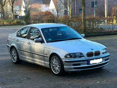 gebraucht BMW 323 i E46 LIMOUSINE AUTOMATIK TÜV 12/20... als Limousine in Mitte