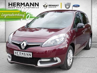 gebraucht Renault Scénic 1.2 TCe 130 Limited ENERGY
