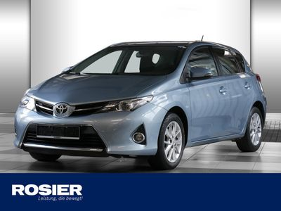gebraucht Toyota Auris 1.6 Life+ Kamera Klima Bluetooth Kamera Kl