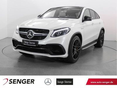 second-hand Mercedes GLE63 AMG AMG S Coupé Drivers-Pack Standhzg. 360°K.