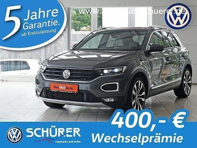 used VW T-Roc Sport 2.0TSI DSG 4MOT Umweltprämie|Pano|