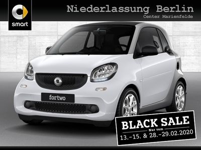 gebraucht Smart ForTwo Coupé 52kW perfect BRABUS tailor made DCT