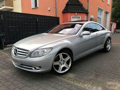 gebraucht Mercedes CL500 AMG Coupe Xenon Navi GSD VOLL