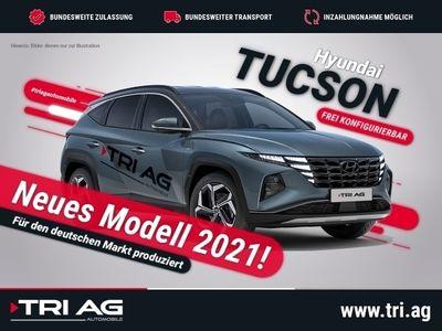 gebraucht Hyundai Tucson Select Navipaket Funktionspaket LED-Paket