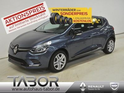 gebraucht Renault Clio IV 1.5 dCi 90 Limited R&GO Alu Tempomat