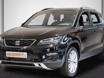 gebraucht Seat Ateca Xcellence 2.0 TDI EU6d-T LED Navi Keyless Kurvenlicht Parklenkass. Rückfahrkam.