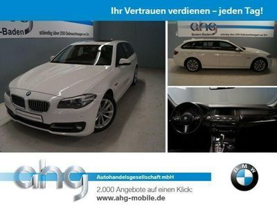 used BMW 530 d xDrive Touring Aut. Navi Business Panorama