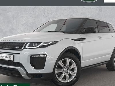 gebraucht Land Rover Range Rover evoque SE Dynamic -32,5% Toter-Winkel / Connect-Paket UPE
