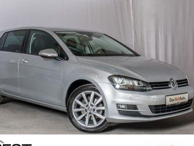 gebraucht VW Golf VII 2.0 TDI EU6 Highline Navi, Xenon, PDC, Shz, GRA, LM