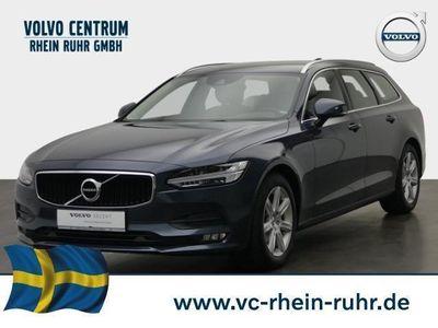 gebraucht Volvo V90 Kombi Momentum D4 Leder LED Navi Keyless Kurvenlicht Parklenkass. Rückfahrka 15
