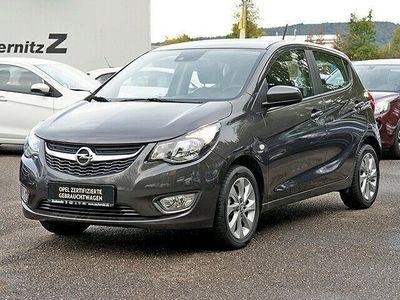 gebraucht Opel Karl Innovation 1.0 Multif.Lenkrad RDC Klimaauto