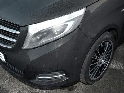 gebraucht Mercedes V250 V-Klassed Avantgarde Edition LIEGE+STANDHZ+AHK+LED