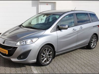 gebraucht Mazda 5 Sendo Navigation und Winterpaket