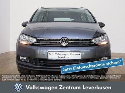 gebraucht VW Touran 1.6 TDI Comfortline FSE USB KLIMA SHZ PDC - Klima,Sitzheizung,Alu,Servo,