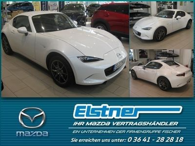 gebraucht Mazda MX5 RF Skyactiv 132 Sports NAVI MATRIX-LED BOSE