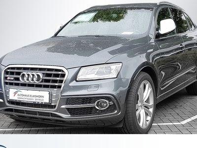 gebraucht Audi SQ5 3.0 TDI quattro Competition NAVI ACC EU6 B&O