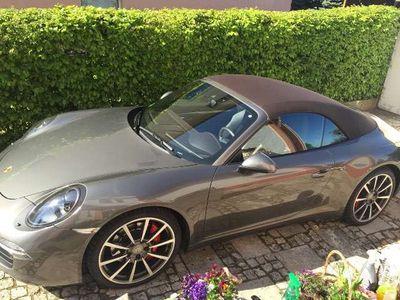 gebraucht Porsche 911S Cabriolet / Große Wartung -Approved fähig
