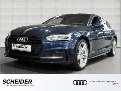 gebraucht Audi A5 Sportback 2.0 TDI qu 2 x S-line Navi Klima virtua