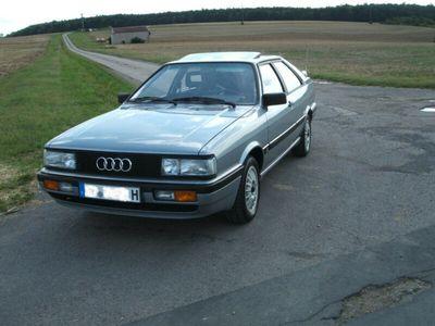 gebraucht Audi Coupe GT 5-Zylinder