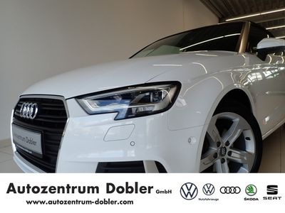 gebraucht Audi A3 Cabriolet 1.5 TFSI sport LED Windschott Klima