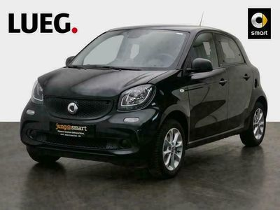 gebraucht Smart ForFour 52kW (71 PS) passion Cool u. Audio
