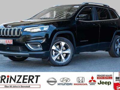 gebraucht Jeep Cherokee 2.2 AT9 4WD 'Limited' Navi Alpine, Jahreswagen, bei Autohaus am Prinzert GmbH