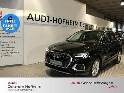 gebraucht Audi Q3 advanced 40 TFSI quattro 140 kW S tronic LED