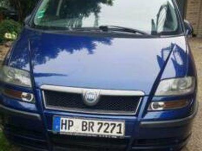 gebraucht Fiat Ulysse 2006 mit Tüv