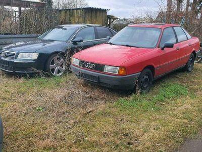 gebraucht Audi A8 und A 80