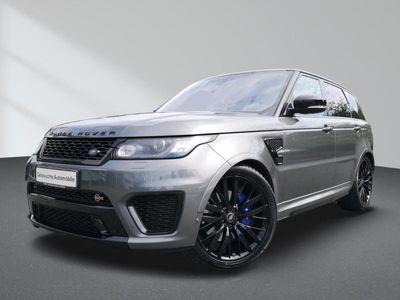gebraucht Land Rover Range Rover Sport 5.0 V8 SC SVR Panoramadach