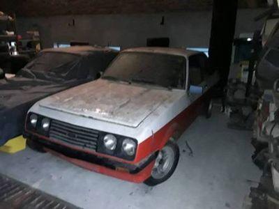 käytetty Ford Escort RS 2000 mk2 Scheunenfund