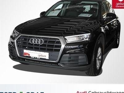 gebraucht Audi Q5 2.0 TDI Einparkhilfe plus+Keyless-Go