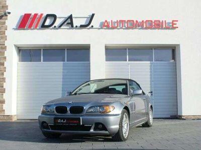 gebraucht BMW 318 Cabriolet Ci / LPG-Gas / Leder / Navi / M-Rad als Cabrio/Roadster in Laatzen