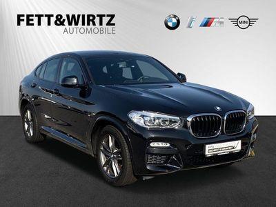 gebraucht BMW X4 xDrive30i AT M Sport