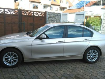 gebraucht BMW 316 i Klimaautomatik Navi PDC v/h Shz