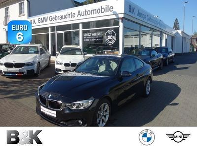 gebraucht BMW 420 i Coupé Advantage Paket,Navi,HiFi,Xenonlicht