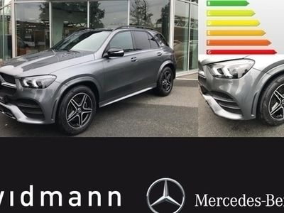 gebraucht Mercedes 300 GLEd 4M AMG*MBUX*HEADUP*360°KAMERA*LED-HIGH