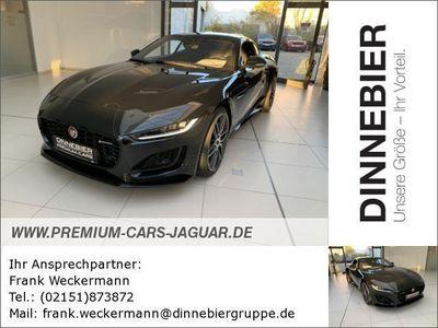 gebraucht Jaguar F-Type Coupe P300 R-Dynamic Neuwagen, bei Autohaus Dinnebier GmbH