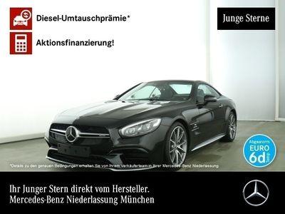 gebraucht Mercedes SL63 AMG Mercedes-AMG