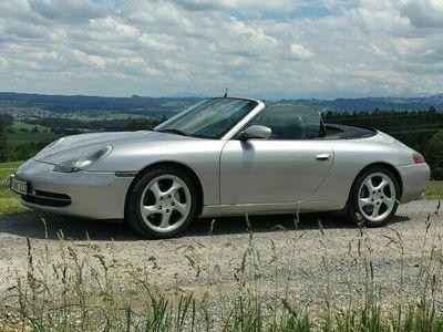 gebraucht Porsche 911 Carrera 4 Cabriolet 911 996 / Hardtop / 8-fach
