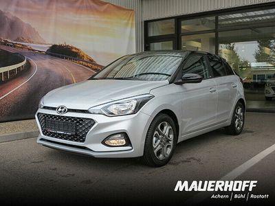 gebraucht Hyundai i20 YES! Plus | Navi | Kamera | DAB+ | Klimaaut.