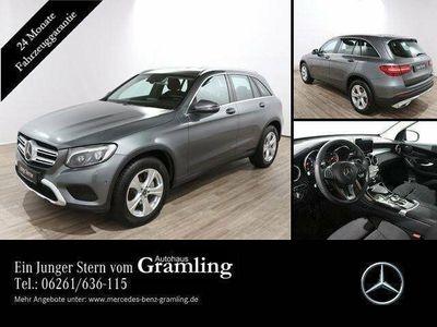gebraucht Mercedes GLC250 d Exclusive 4Matic