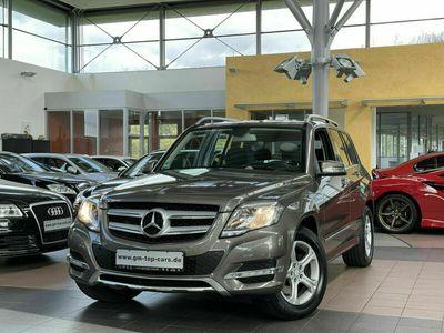 gebraucht Mercedes GLK220 CDI BE Klimaautomatik Navi MFL SHZ Park Assistent