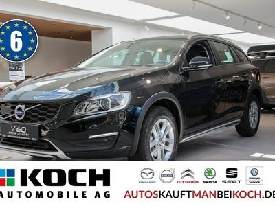 gebraucht Volvo V60 CC Cross Country D3 Geartronic