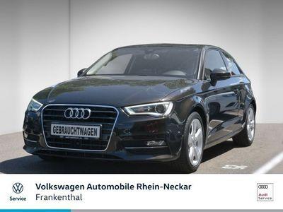 gebraucht Audi A3 2.0 TDI Ambition Navi Xenon Einparkhilfe uvm