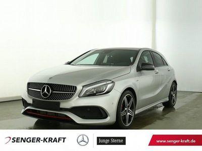 "käytetty Mercedes A250 Sport *NIGHT*+AMG-LINE+LED+NAVI+18""AMG"