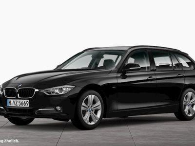 gebraucht BMW 318 d Touring Sport Line Xenon Pano.Dach RFK AHK