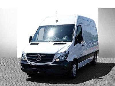 gebraucht Mercedes Sprinter Kasten 313 CDI Klima CD MP3 ESP MAL DPF Spieg. beheizbar Radio